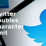 microblogging platform twitter doubles character limit for posts