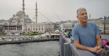 Anthony Bourdain in Turkey 2012